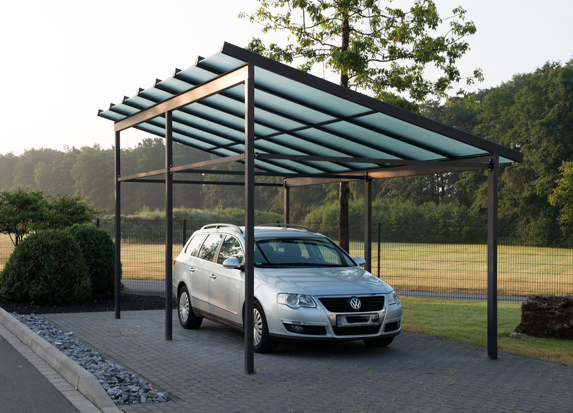Aluminium carport for Carport hannover
